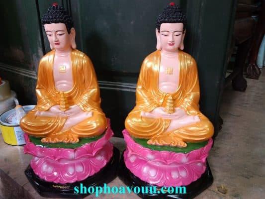 Tượng Phật Dược Sư cao 40 cmtại shop Hoa Vô Ưu