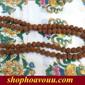 Chuỗi Kim Cang 108 hạt 10 li shop hoa vô ưu