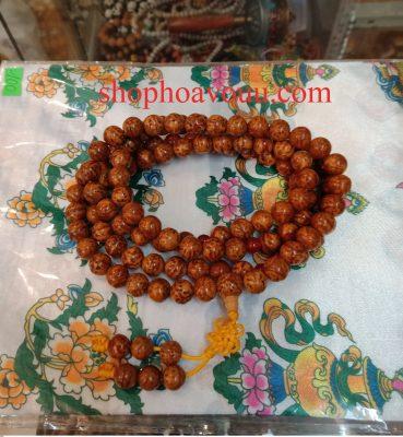 Chuỗi Bồ Đề Tam Bảo Nepal 108 Hạt 11 li tại Shop