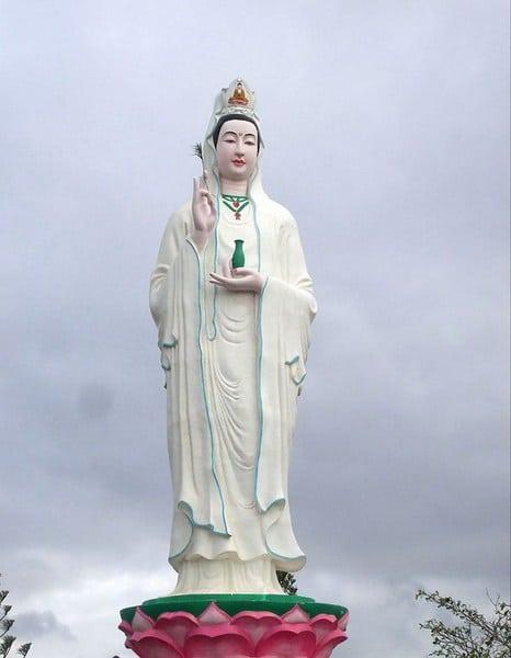 Giá tượng Phật Quan Âm Bồ Tát