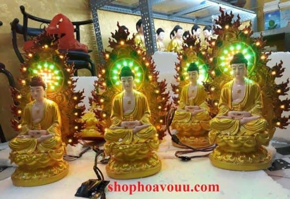 bán tượng Phật Dược Sư