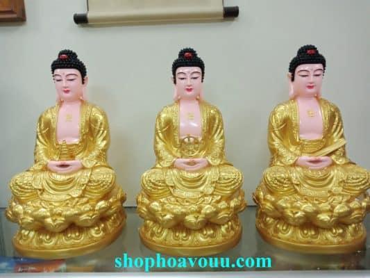 Tượng Phật Dược Sư được nhiều người thỉnh về để thờ cúng với mong muốn những điều tốt đẹp nhất sẽ đến