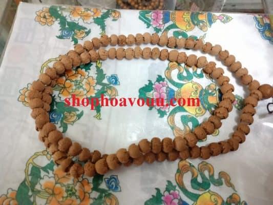 Tràng hạt bồ đề Phật nhãn liên hoa tại Shop Hoa Vô Ưu