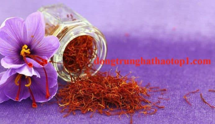 Nhụy Hoa Nghệ Tây - Saffron Tây Tạng