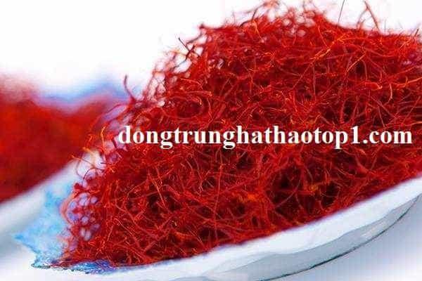 Saffron là một loại gia vị nhiều màu sắc và hương vị l