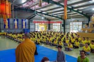 Lớp Học Thiền Miễn Phí Giúp Chữa Bệnh, Trị Liệu, An Lạc, Thân Tâm