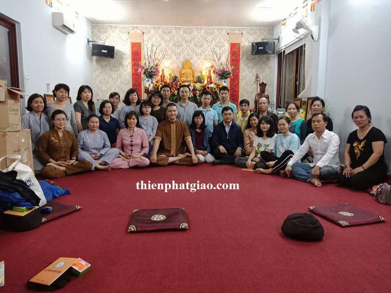 Hãy tham gia Lớp học Thiền Khí Công cùng tôi bạn nhé, tôi sẽ hướng dẫn bạn phương pháp luyện tập đúng đắn để có được sức khỏe và sự an lạc trong nội tâm