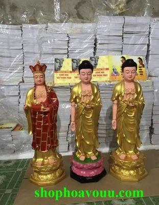 Tượng Phật A Di Đà 70 cm
