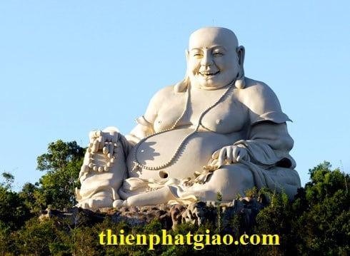 Tượng Phật Di Lặc Lớn Nhất Châu Á Trên Núi Cấm - An Giang
