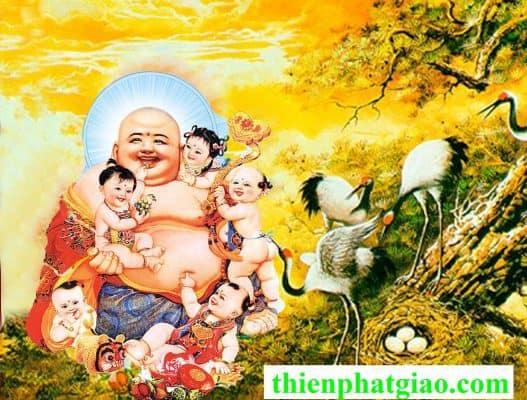 Đức Phật Di lặc