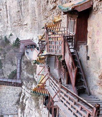 Chốn tu hành ở chùa Huyền Không
