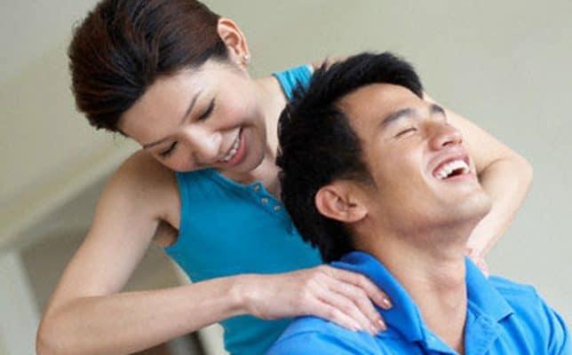 Một người có phúc nhờ tích đức sẽ là người gặp được ý trung nhân hết lòng vì họ.