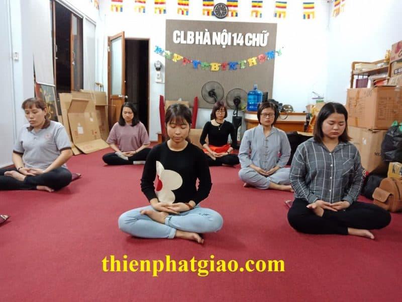 lớp học thiền miễn phí. Nhật kí Thiền Định. Lớp Thiền Khí Công của Thầy Phúc Thành