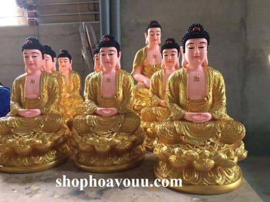 BộTượng Dược Sư 40 cm đẹptại Shop Hoa Vô Ưu