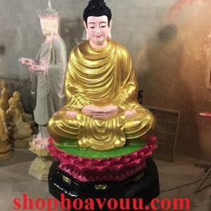 Tượng Bổn Sư Thích Ca Mâu Ni Phật 1m4