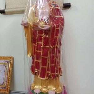Tượng Địa Tạng Bồ Tát đứng cao 70 cm