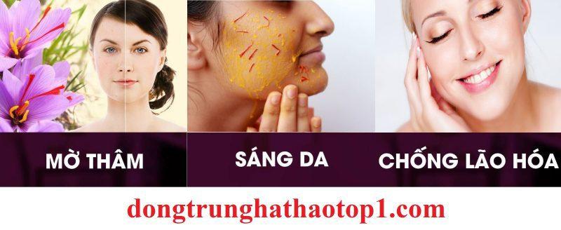 Mặt Nạ Saffron Tây Tạng Và Bột Nghệ Tiêu Diệt Da Nám Hiệu Quả