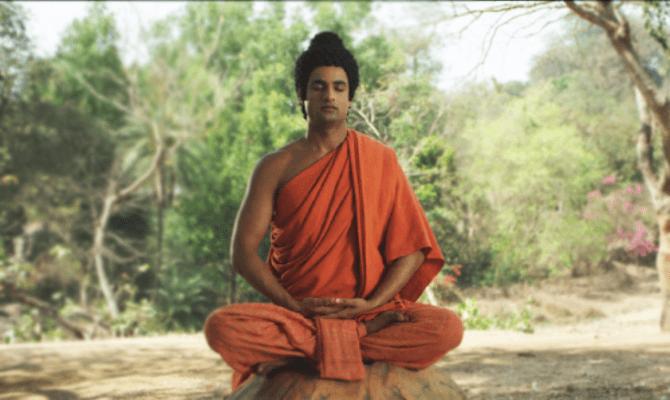 Sau nhiều năm tu hành, ông đã giác ngộ và trở thành một vị Phật – Buddha.
