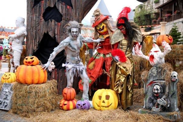 Bản chất ngày lễ Halloween là để xua đuổi các âm hồn muốn tái sinh