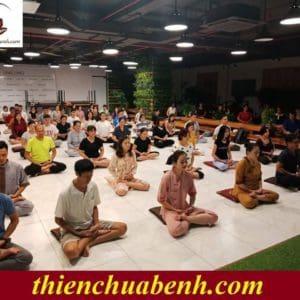 Khóa học Thiền Khí Công