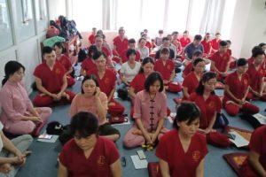 Lịch Học Các Lớp Thiền Khí Công Chữa Bệnh