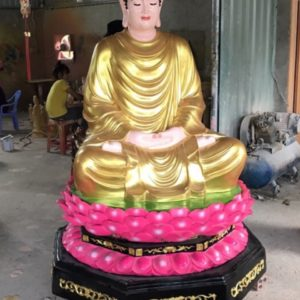 Tượng Phật Bổn Sư 1m9
